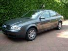 Audi A6 Alcantra